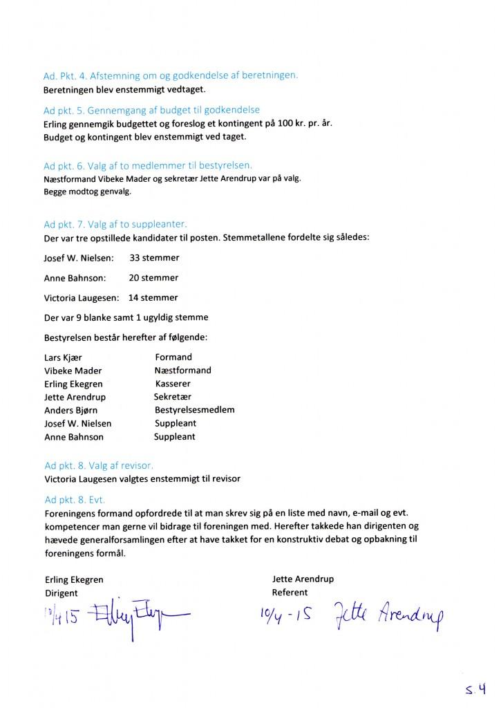 Kolonihistorisk Center Generalforsamlingsreferat 2015 side 4